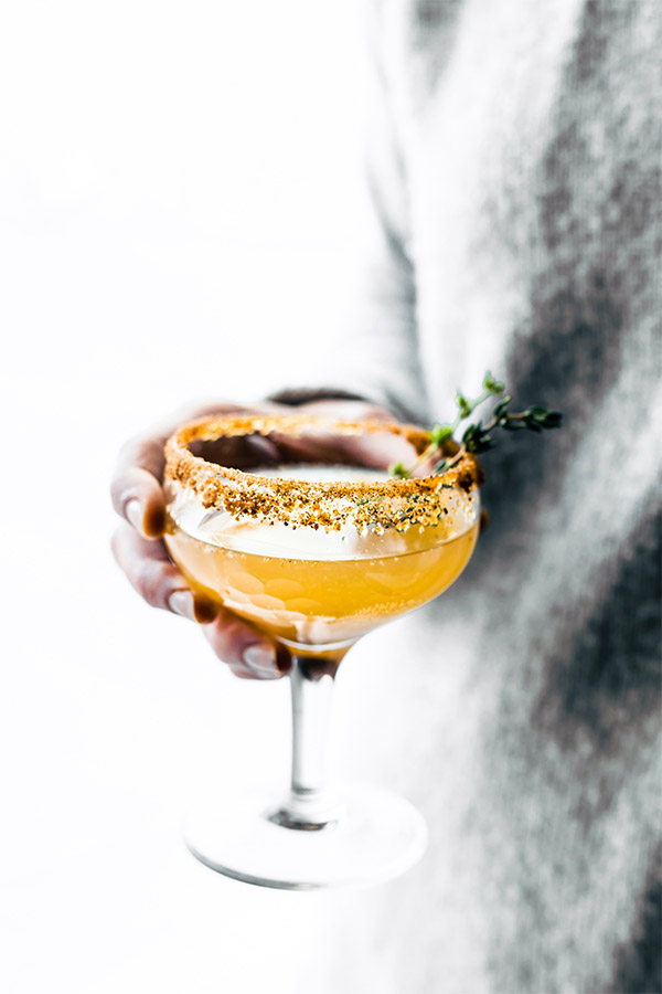 Galea organic mediterranean mimosa recipe